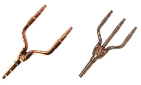 Accessoire tube cuivre