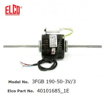 Moteur 3FGB 190-50-3V/3E de Elco