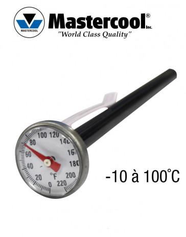 Thermomètre de poche analogue de Mastercool