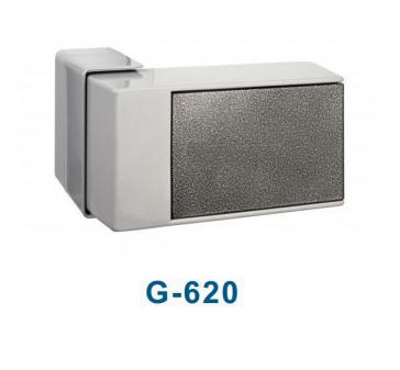 Fermetures composite automatiques a 1 point Modèle G-620P