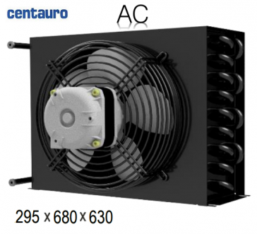 Condenseur à air AC/E 225/3.99 - OEM 811 - de Centauro