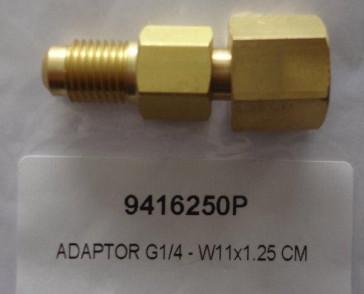Adaptateur G1/4 pour Détendeur Jetcontrol - GCE