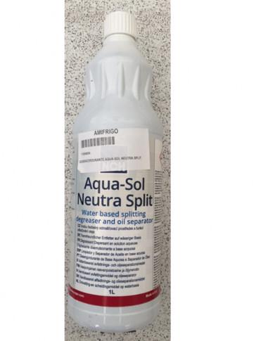 Dégraissant aqueux au pH neutre et séparateur de contaminants Aqua-sol Neutra Split
