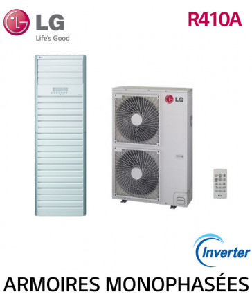 LG Armoire verticale UP48.NT2 - UU48W.U32