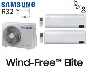 Samsung Wind-Free Elite Bi-Split AJ050TXJ2KG + 2 AR07TXCAAWKN