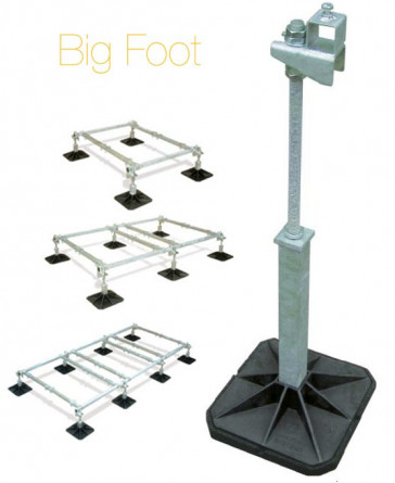 Kits complets modulables de Support Big Foot