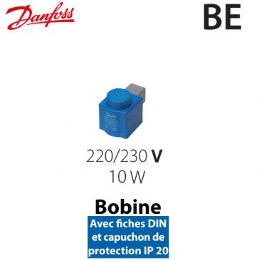 Bobine haute performance BE 018F6176 Danfoss