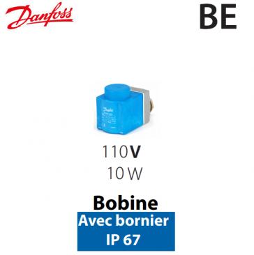 Bobine haute performance BE 018F6730 Danfoss