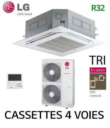 LG Cassette 4 voies Inverter UT42R.NM0 - UU43WR.U30