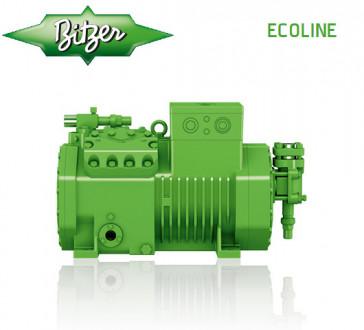 Compresseur semi-hérmetique à piston 2FES-2Y de BITZER - ECOLINE