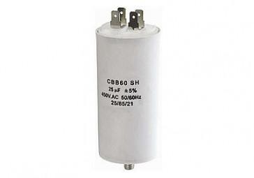 Condensateur permanent CBB60 - 55 MFD