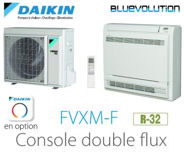 Daikin Console carrossée FVXM35F - R-32