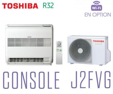 Toshiba Console Double-flux RAS-B10J2FVG-E