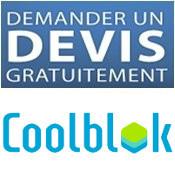 Demande de devis Rayonnage Modulaire Coolblok
