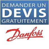 "Groupe condensation ""Danfoss"""