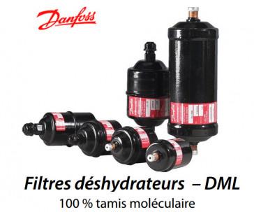 Filtres déshydrateurs – DML - de Danfoss
