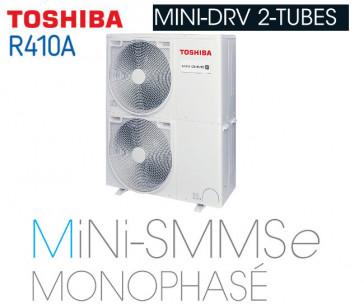 Toshiba gamme DRV 2-Tubes MiNi-SMMSe Monophasé