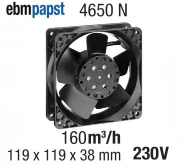 Ventilateur Axial 4650N de EBM-PAPST