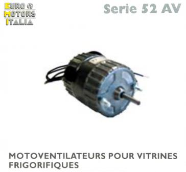 Motoventilateur pour vitrines frigorifiques 52AV-2001 de Emi