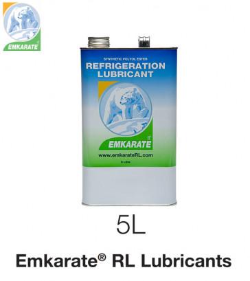 """Huile syntétique polyolester RL 170H de """"Emkarate"""""""