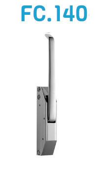 Loqueteaux automatiques pour petites portes FC140A