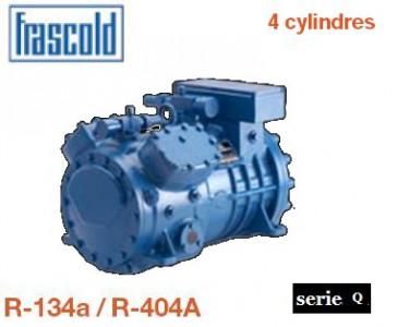 Compresseurs semi-hermétiques 4 cylindres Frascold - Série Q