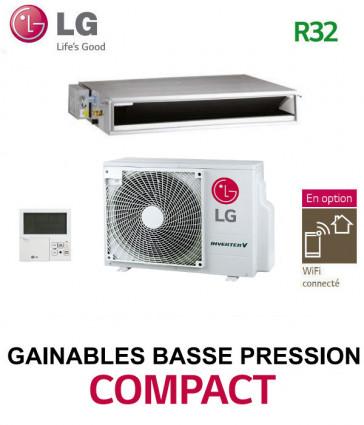 LG GAINABLE Basse pression statique COMPACT CL24F.N30 - UUB1.U20