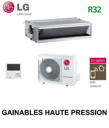 LG GAINABLE Haute pression statique CM18F.N10 - UUB1.U20