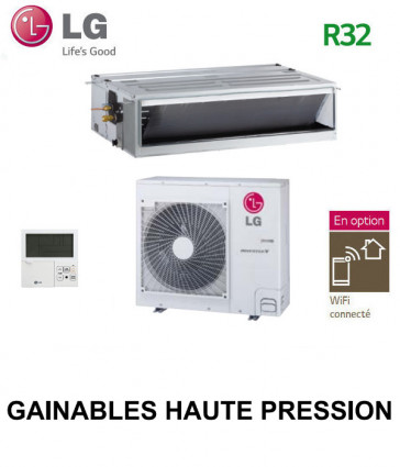 LG GAINABLE Haute pression statique CM24F.N10 - UUC1.U40