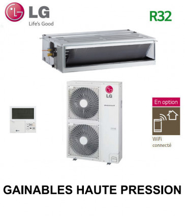 LG GAINABLE Haute pression statique UM48R.N30 - UU48WR.U30