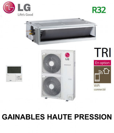 LG GAINABLE Haute pression statique UM36R.N20 - UU37WR.U30