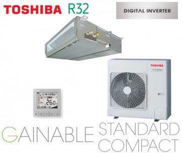 Toshiba Gainable BTP standard compact Digital inverter RAV-RM1401BTP-E monophasé
