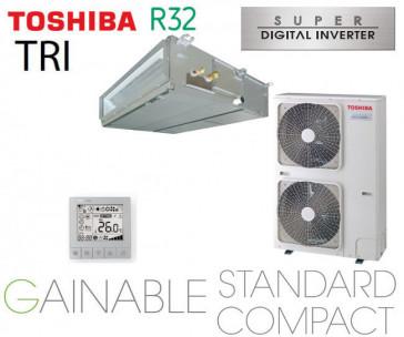 Toshiba Gainable BTP standard compact Super Digital inverter RAV-RM1101BTP-E triphasé