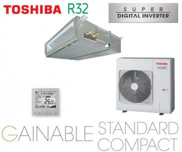 Toshiba Gainable BTP standard compact Super Digital inverter RAV-RM801BTP-E
