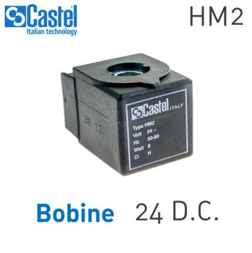 Bobine d'électrovanne HM2 - 9100/RA2 - Castel