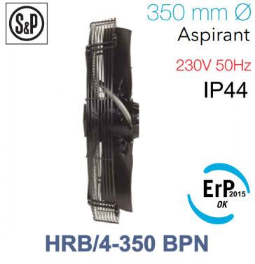 Ventilateur axial de roteur externe HRB/4-350 BPN de S&P