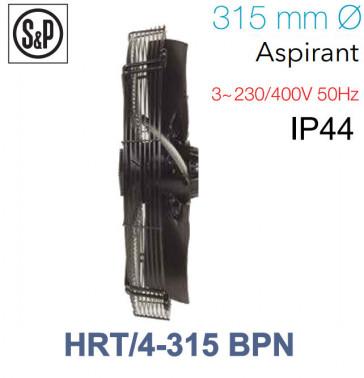Ventilateur axial de roteur externe HRT/4-315 BPN de S&P