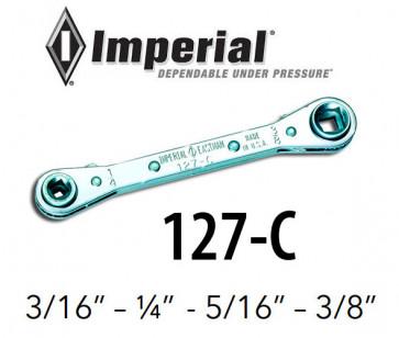 Clé à cliquet Imperial 127 C