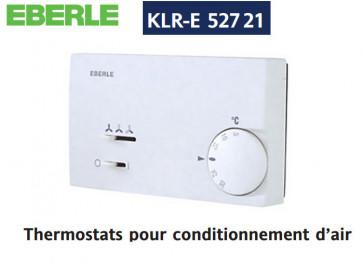 """Thermostats pour la climatisation KLR-E 52721 de """"Eberle"""""""