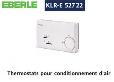 """Thermostats pour la climatisation KLR-E 52722 de """"Eberle"""""""