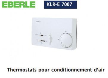 """Thermostats pour la climatisation KLR-E7007 de """"Eberle"""""""