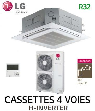 LG Cassette 4 voies H-INVERTER UT48FH.NA0 - UUD1.U30