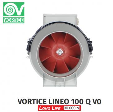 Ventilateur centrifuge VORTICE LINEO 100 Q V0