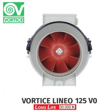 Ventilateur centrifuge VORTICE LINEO 125 V0