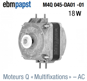 Moteur multi-fixation M4Q045-DA01-01 de EBM-PAPST