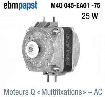 Moteur multi-fixation M4Q045-EA01-75 de EBM-PAPST