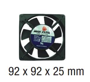 Ventilateur Axial 9225A2 de Max Flow