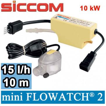 """Pompe de relevage de condensats MINI FLOWATCH 2 de """"SICCOM"""""""