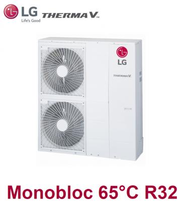 Pompe à Chaleur THERMA V Monobloc 65°C - HM161M.U33 - R32