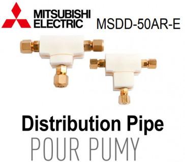 Tuyau de distribution MSDD-50BR-E pour PUMY de Mitsubishi